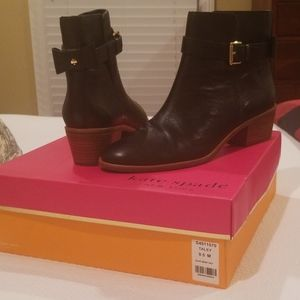 Never Worn Kate Spade New York Taley Bootie